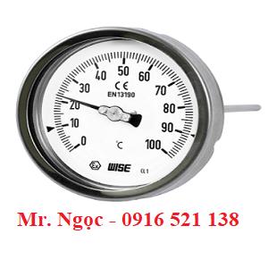 Đồng hồ nhiệt độ Wise Model T111