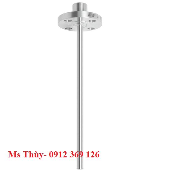 Ống chống stock bảo vệ đồng hồ nhiệt độ A600 kết nối bích