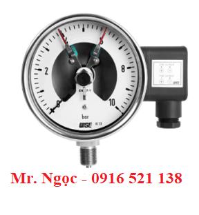 Đồng hồ tiếp điểm điện Wise model P500