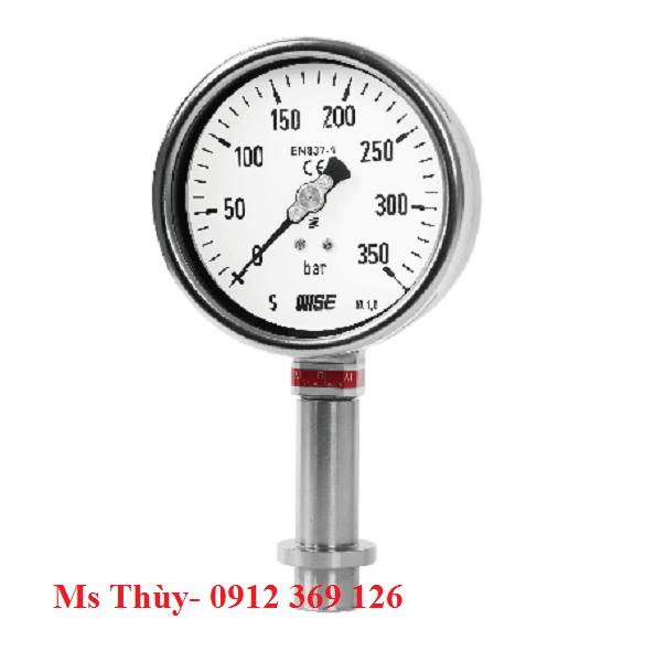 Đồng hồ dạng màng Model P755 wise