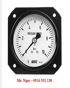 Đồng hồ áp suất Wise Model P163
