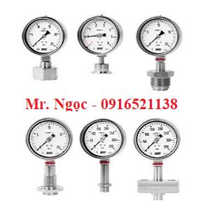 Đồng hồ dạng màng Model P750 series