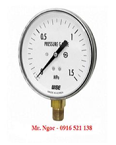 Đồng hồ áp suất Wise Model P140