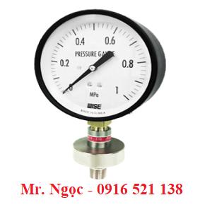 Đồng hồ áp suất Wise Model P170