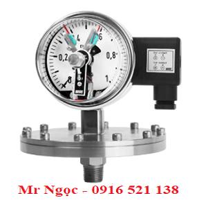 Đồng hồ tiếp điểm điện dạng màng P501