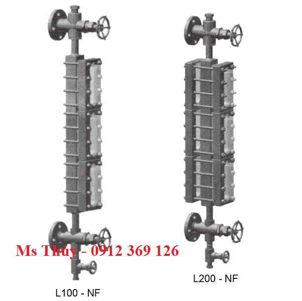 Thiết bị báo mức chất lỏng L100, L200 wise