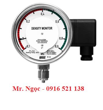Đồng hồ tiếp điểm điện Wise model P590