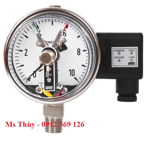 Đồng hồ tiếp điểm điện Wise Model P510