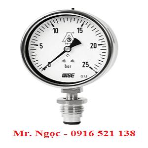 Đồng hồ màng kết nối ren P753S wise