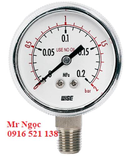 Một số khái niệm khác cần biết về thiết bị đo áp suất
