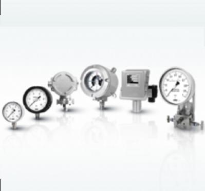 Một số model đồng hồ áp suất wise